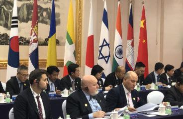 Завершился Глобальный юридический форум, организованный Министерством юстиции Китая и Всекитайской ассоциацией адвокатов