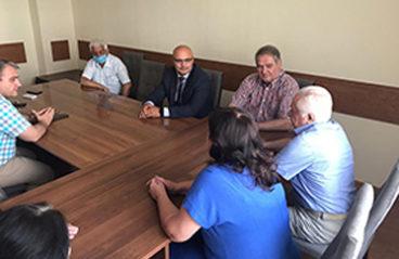 Члены Совета ФПА РФ обсудили с руководством АП КБР ситуацию, сложившуюся в связи с расследование дела Дианы Ципиновой