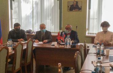 В РААН прошло заседание ученого совета
